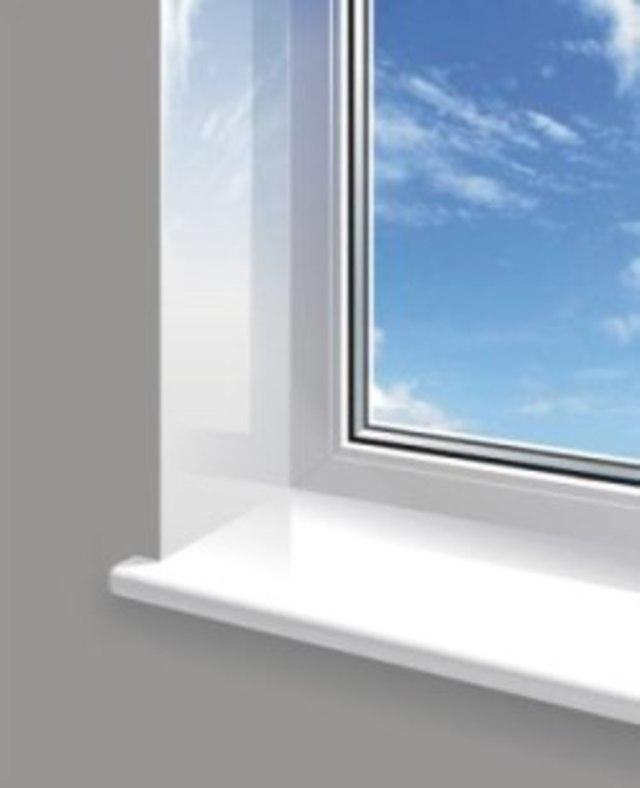 Откосы из пластика на окнах